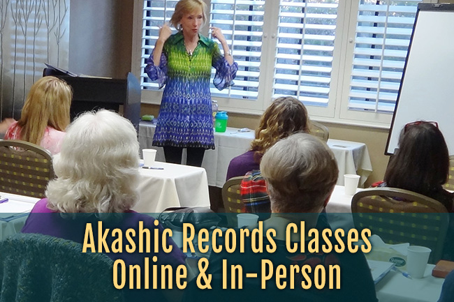 Akashic Records Classes Online & In-Person