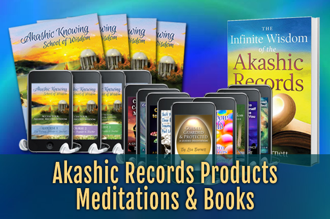 Akashic Records Products Meditations & Books