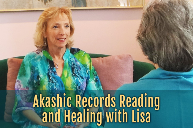 Akashic Records Reading and Healing with Lisa